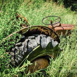 Mowing Nowhere by Janice Pariza