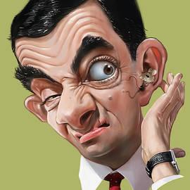 Mr. Bean by Arie Vanderwyst