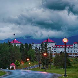Mt. Washington Hotel Bretton Woods, Nh by Joann Vitali