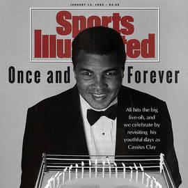 Muhammad Ali, 50th Birthday Celebration Sports Illustrated Cover