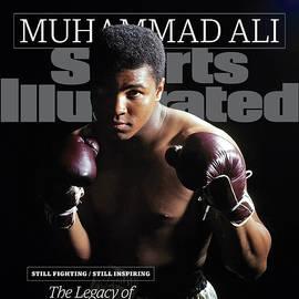 Muhammad Ali Still Fighting, Still Inspiring. The Legacy Of Sports Illustrated Cover