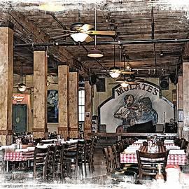 Mulate's Cajun Restaurant by Toni Abdnour