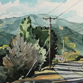 Mulholland - Spring  by Luisa Millicent