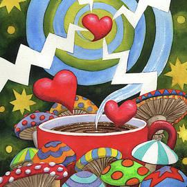 Mushroom Tea by Catherine G McElroy