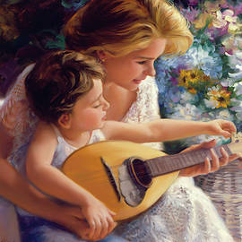 Music Lessons with Mom by Laurie Snow Hein