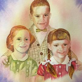 The Latimer Kids by Tara Moorman