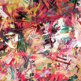 My Dancing Brush Strokes by Grace Iradian