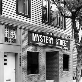 William Dey - MYSTERY ZONE Mystery Street