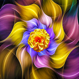 Mystical Rose by Michael Durst