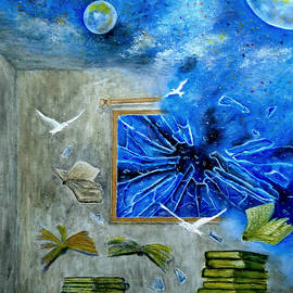 Mystifying by Faye Anastasopoulou