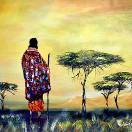 N-214 by John Ndamabo
