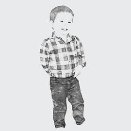 Nana's Little Boy by Patricia Hiltz