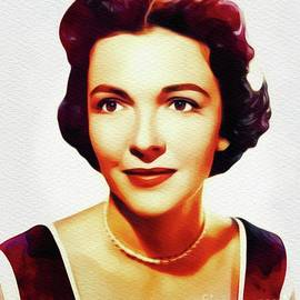 John Springfield - Nancy Davis, Vintage Actress