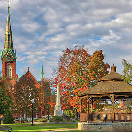 Natick Massachusetts by Juergen Roth