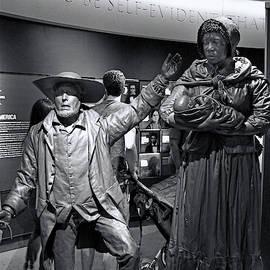 Allen Beatty - National Civil Rights Museum - Slave  Auction