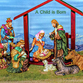 Linda Brody - Nativity - A Child is Born 3