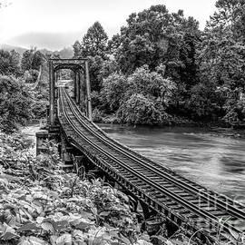 NC Railroad by Douglas Stucky