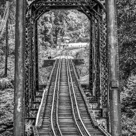 NCRR Bridge Detail by Douglas Stucky