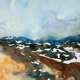 Near Skagway I by Mary Deziel