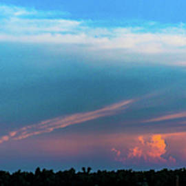 Nebraska Sunset Thunderheads 080 by NebraskaSC