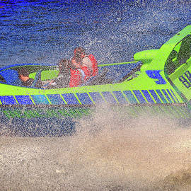 Need For Speed On Lake Broadway by Bill Swartwout Photography