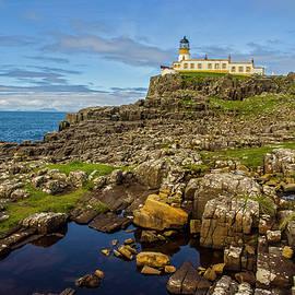 Neist Point Lighthouse No. 2 by Matthew Irvin