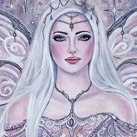 Neiva winter fairy by Renee Lavoie