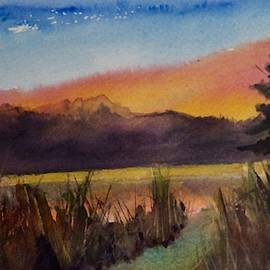 Never miss a Sunset by Susan Seaborn