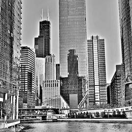 New Look Chicago by Chicago Skyline