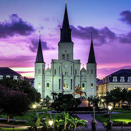 New Orleans by Liang Li