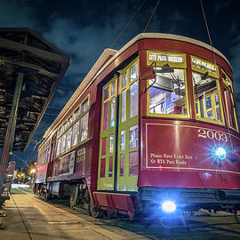New Orleans Streetcar by Chase This Light Photography