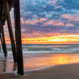 New Year Sunrise by Russell Pugh