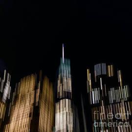 New York City Lights by Debra Banks