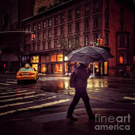 Miriam Danar - New York in the Rain