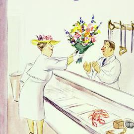 New Yorker June 22nd 1946 by Helene E Hokinson