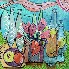 Nice Day 2, Still Life by Ariadna De Raadt
