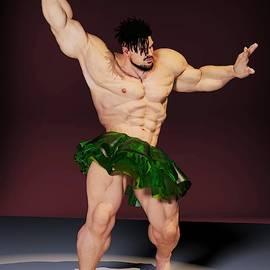 Nice muscle mass by Joaquin Abella