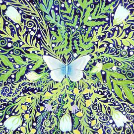 Night Butterfly by Lise Winne