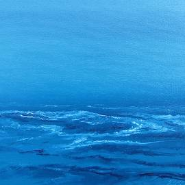 Night Surf by Edward Theilmann