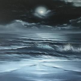 Nighttime Prayer by Eva Volf