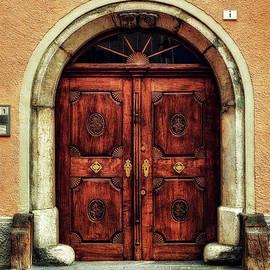 Door No 1 by Flo Photography