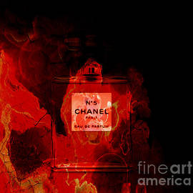 No. 5 Limited Edition CHANEL by Beverly Guilliams