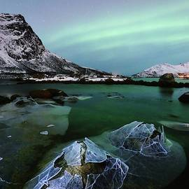 Nordic Tidal Ice by David Broome