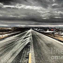 North Dakota 16 by Jeff Swan