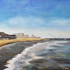 North End Beach by Karla Beatty