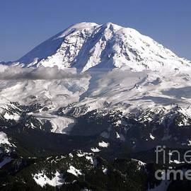 North Face, Mount Rainier by Douglas Taylor
