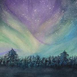 Northern Lights by Kelly Mills