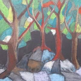 Northern Woods by Bradley Boug