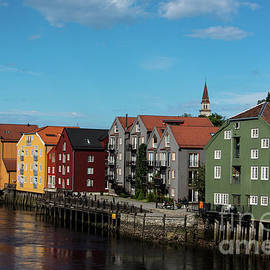 Norwegian Rainbow by Sandy Molinaro