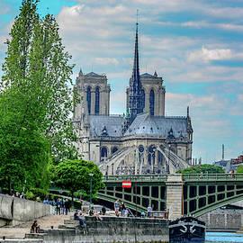 Notre Dame, Paris Beauty by Marcy Wielfaert